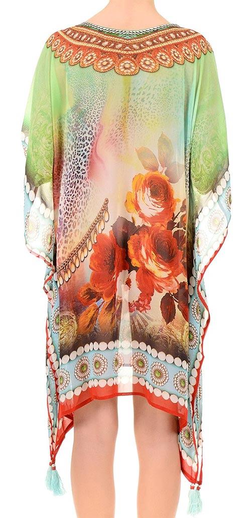 Italské plážové šaty