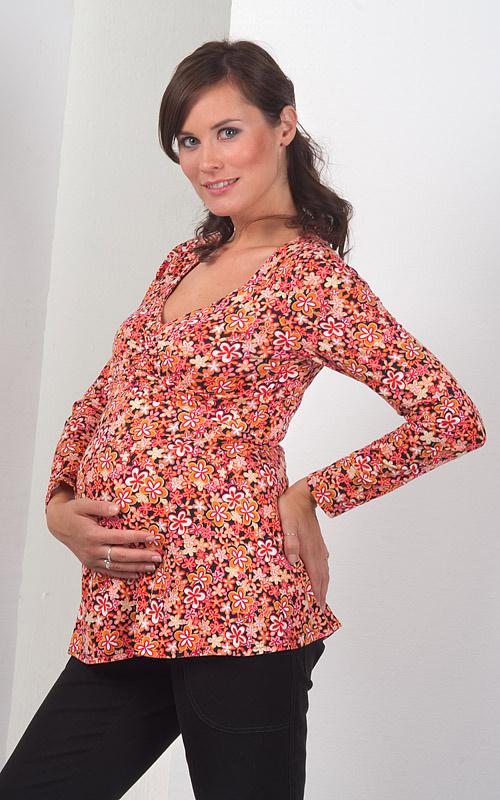 Těhotenská tunika Sophia Rosali 213 904-0
