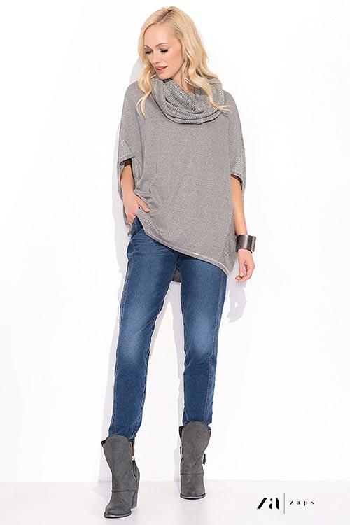 Dámská tunika k jeansům