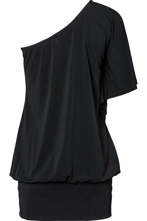 Tunika s volným ramenem