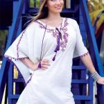 Luxusní italské plážové šaty