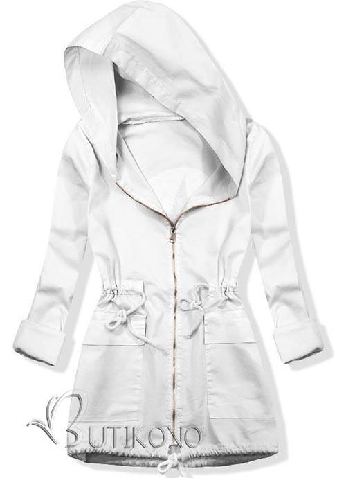Tunika s kapucí nositelná jako plášť