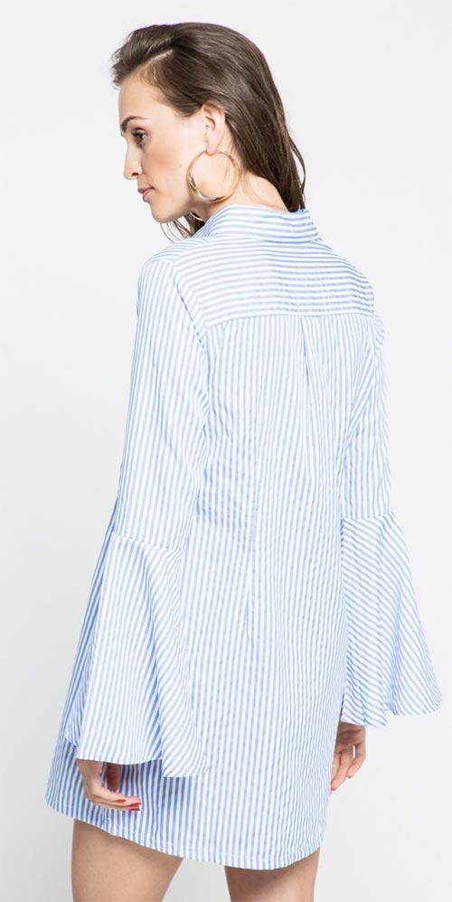 Dlouhá tuniková košile