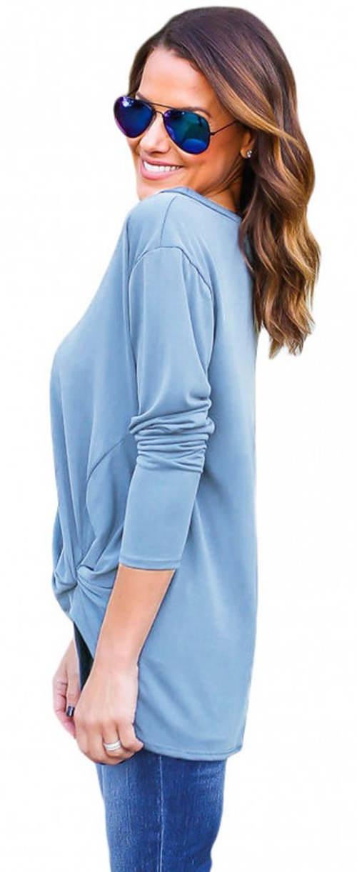 Moderní dámský svetřík