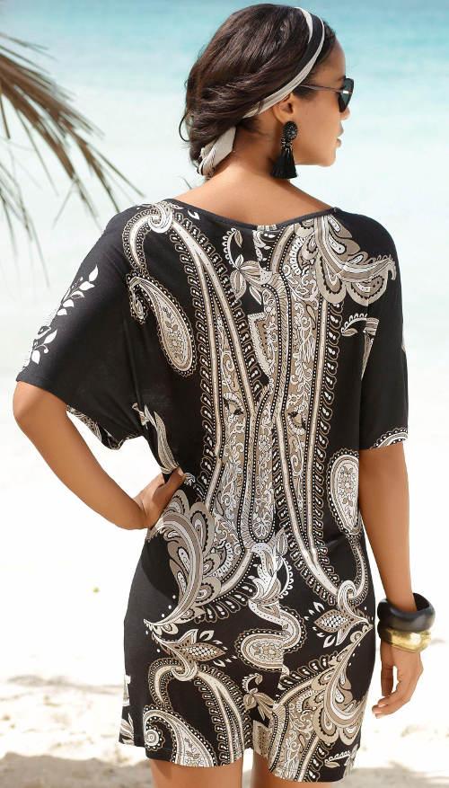 Lehounké plážové šaty Lascana