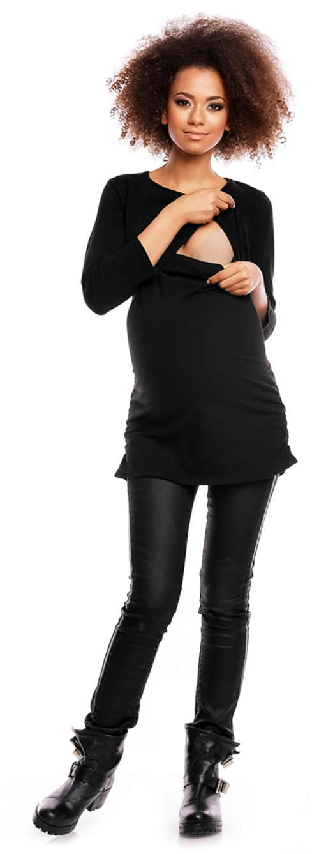 Kojící dámské tričko