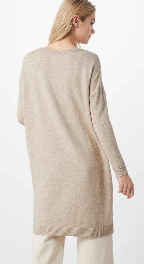 Zimní svetrová dámská tunika